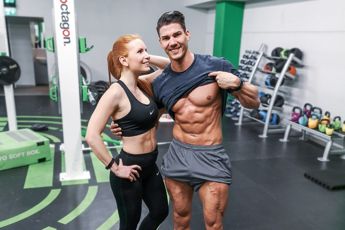 Fettabbau Muskelmasse