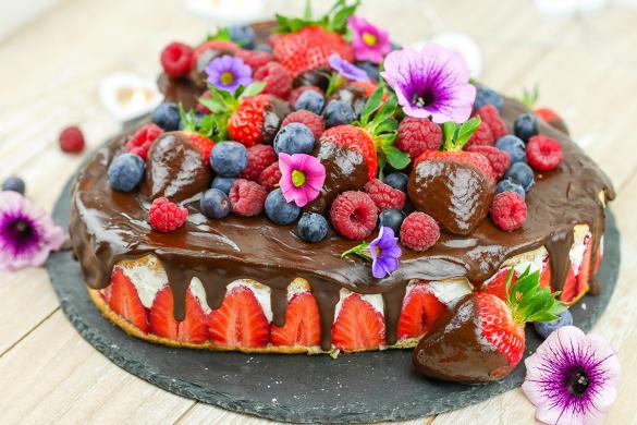 motherdays cake